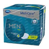 Hartmann Molicare Premium Men Pad 3 Drops 14 st