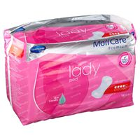 Hartmann MoliCare Premium Lady Pad 4 Gouttes 14 pièces