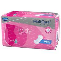 Hartmann Molicare Premium Lady Pad 4,5 Drops 14 st
