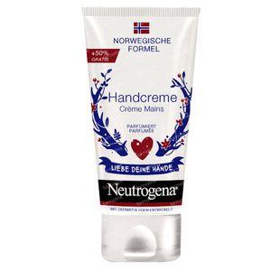 Neutrogena Concentrée Hydratante Crème Mains Édition Limitée + 25 ml GRATUIT 50+25 ml