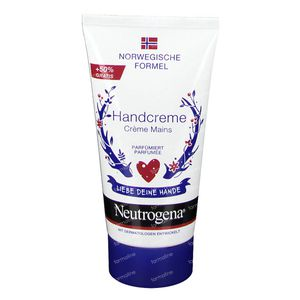 Neutrogena Geconcentreerde Hydraterende Handcrème Limited Edition + 25 ml GRATIS 50+25 ml