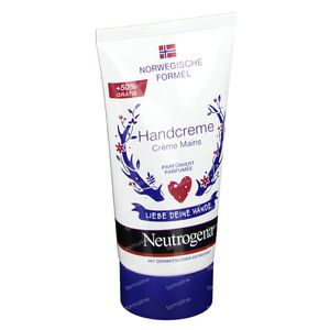 Neutrogena Concentrated Moisturizing Hand Cream Limited Edition + 25 ml for FREE 50+25 ml
