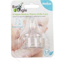 B-Nipple Thermo Bottle Medium 2 st