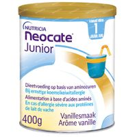 Nutricia Neocate Junior Vanille 400 g