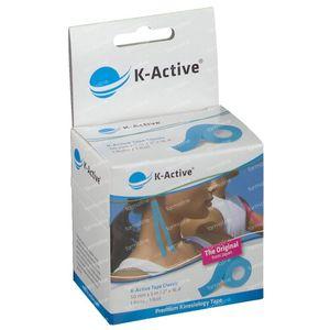 Naqi K-Active Tape Classic 5cmx5m Blau 1 st