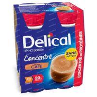 Delical Geconcentreerde Koffie 4 x 200 ml