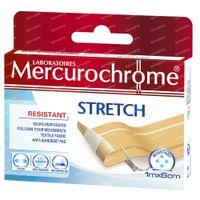 Mercurochrome Stretch Textielpleisters 1 stuk