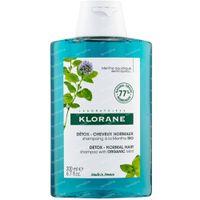 Klorane Detox Shampoo with Organic Mint 200 ml