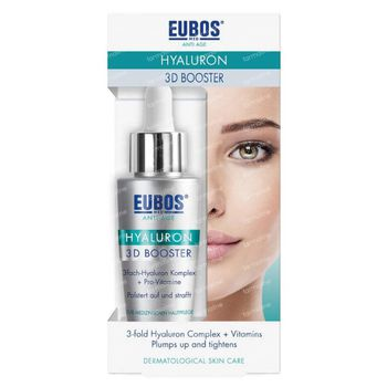 Eubos Hyaluron 3D Booster 30 ml