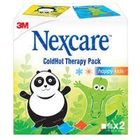 3M Nexcare ColdHot Happy Kids 2 Gelkompressen N1573KID 1 stuk