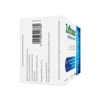 Zaffranax Positieve Stemming - Emotioneel, Stress, Vermoeidheid 90 capsules