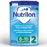 Nutrilon 2 Opvolgmelk Poeder Nieuwe Formule (vanaf 6 Maanden) 800 g