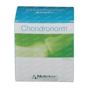 Nutrisan Chondronorm Nieuwe Formule 90 tabletten