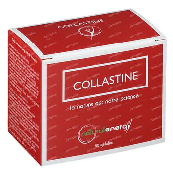 Natural Energy Collastine 60 capsules