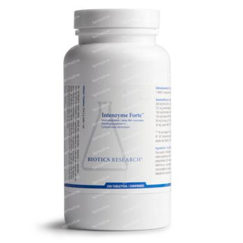 Biotics Intenzyme Forte 500 tabletten