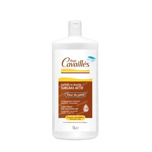 Rogé Cavaillès Bath and Shower Gel Cotton Flower Sensitive Skin 1 l