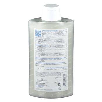 Klorane Anti-Gelbstich Shampoo für Weiße oder Graue Haare Kornblumenextrakt 400 ml