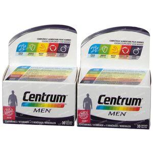 Centrum Men Duopack 2x30 tabletten