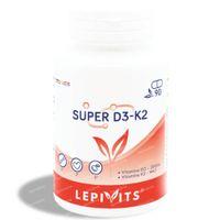 Lepivits Super D3 + K2 90  capsules