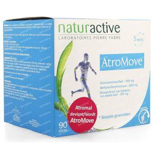 Naturactive AtroMove 90 stick(s)