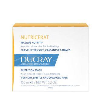 Ducray Nutricerat Ultravoedend Masker Nieuwe Formule 150 ml
