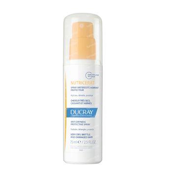 Ducray Nutricerat Beschermende Spray tegen Uitdroging Nieuwe Formule 75 ml