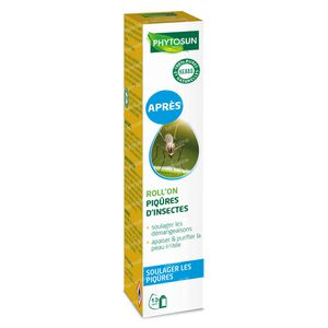 Phuytosun Roll On Les Piqûres d'Insectes 13 ml