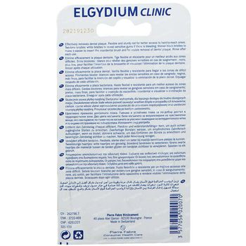 Elgydium Clinic Trio COMPACT 111 Brosse Interdentaire 6 pièces