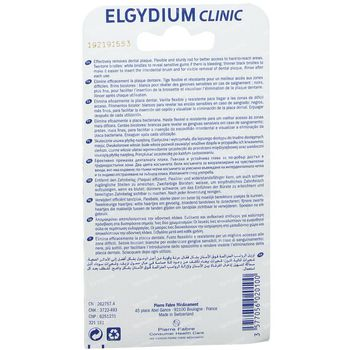 Elgydium Clinic Trio COMPACT 123 Brosse Interdentaire 6 pièces