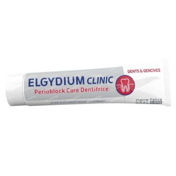 Elgydium Clinic Zahnpasta Perioblock Care 75 ml