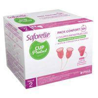 Saforelle Cup Protect Menstruatiecup Maat 2 1 st
