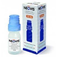 Neovis Solution Ophtalmique 15 ml