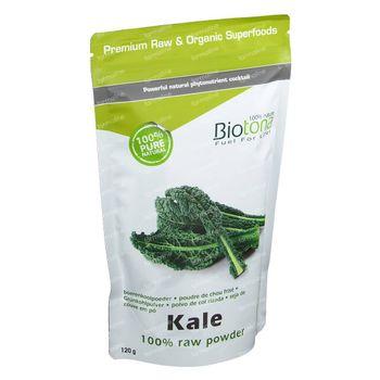 Biotona Kale Raw Powder 120 g poeder
