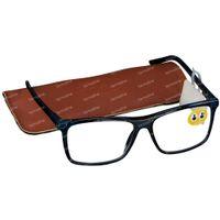 Plic Optique Leesbril Eclipse Blauw +2.50 1 st
