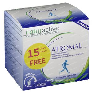 Naturactive Atromal + 15 Dagen GRATIS 75+15 stick(s)