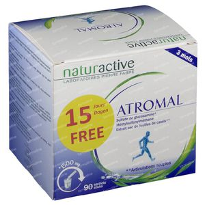 Naturactive Atromal + 15 Days For FREE 75+15 stick(s)