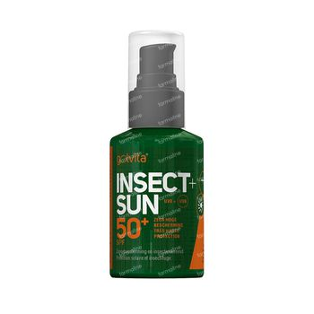 Golvita Sun 2-en-1 SPF50+ 100 ml
