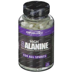 Performance Beta Alanine 120 capsules