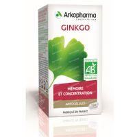 Arkocaps Ginkgo Biloba Bio 150  capsules