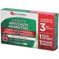 Forté Pharma Expert Anti-Haaruitval 2+1 Maand GRATIS 60+30  tabletten