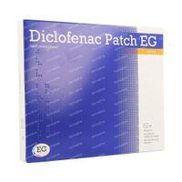 Diclofenac Patch EG 140mg 10  pleisters