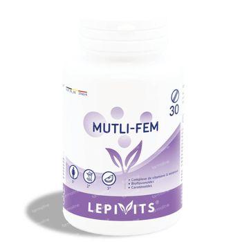 Lepivits MultiFem ACTIV 30 tabletten