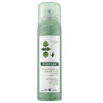 Klorane Droogshampoo met Brandnetel 150 ml spray