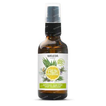 Weleda Spray Assainissant Respiratoire Frais 50 ml