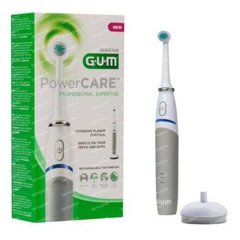 GUM Powercare Brosse à Dents Electrique 1 pièce