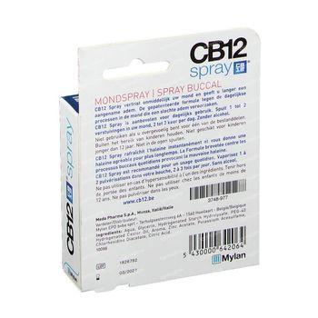 CB12 Mondspray 15 ml