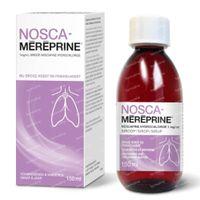 Nosca-Méreprine Hoestsiroop - Droge Hoest en Prikkelhoest 150 ml