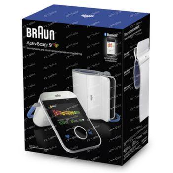 Braun Tensiomètre Bras Active Scan 9 BUA7200 1 pièce