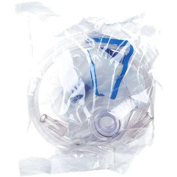 Eureka Pharma Mr. Aerosol Maskerset Dual Speed Volwassene 1 stuk