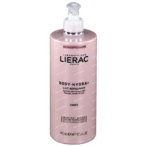 Lierac Body-Hydra+ Hydraterende Verstevigende Melk 400 ml